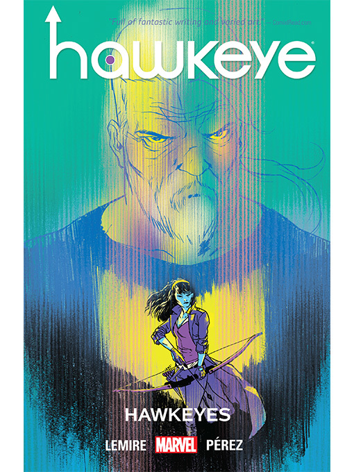 Title details for Hawkeye (2015), Volume 2 by Jeff Lemire - Available