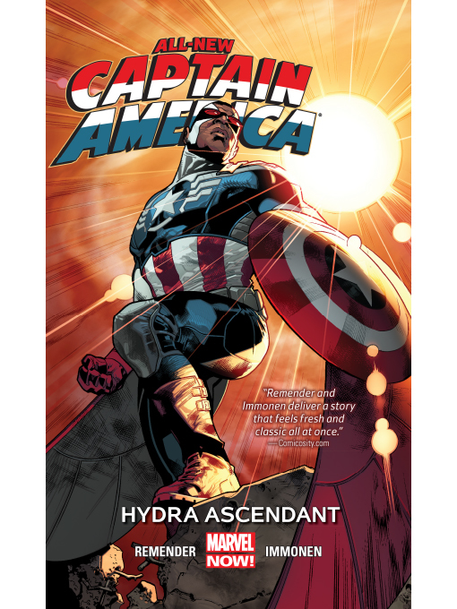 Title details for All-New Captain America (2014), Volume 1 by Rick Remender - Available