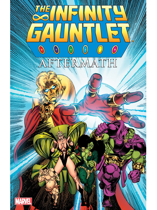 Title details for The Infinity Gauntlet Aftermath by Ron Marz - Available