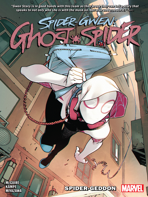 Title details for Spider-Gwen: Ghost-Spider (2018), Volume 1 by Seanan McGuire - Available