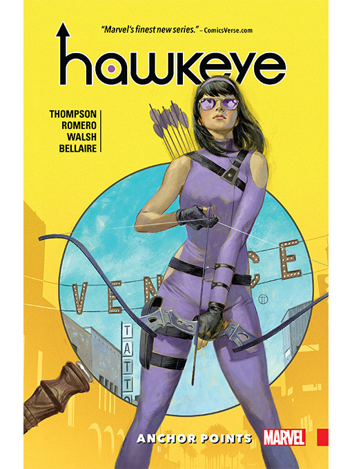 Title details for Hawkeye (2016), Volume 1 by Kelly Thompson - Available