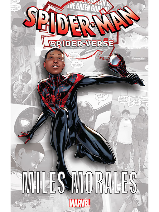 Title details for Spider-Man: Spider-Verse - Miles Morales by Brian Michael Bendis - Available