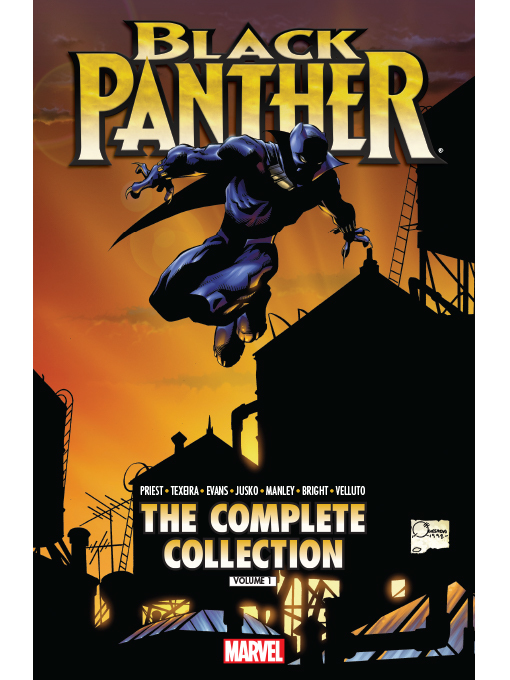 Title details for Black Panther by Christopher Priest: The Complete Collection, Volume 1 by Christopher Priest - Available