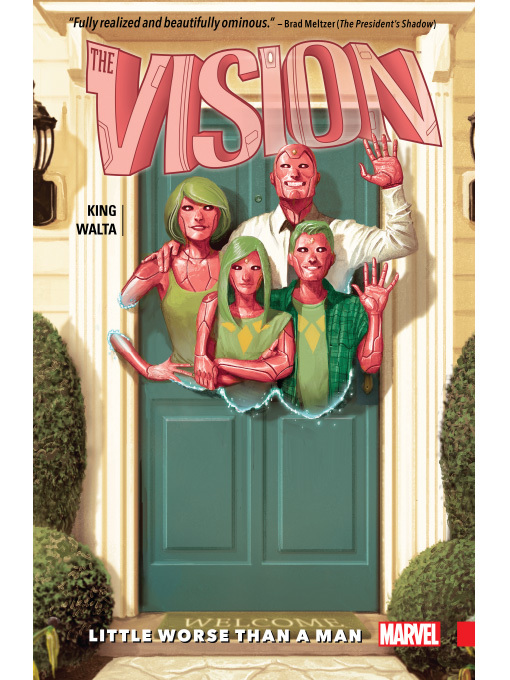Title details for The Vision (2015), Volume 1 by Tom King - Available