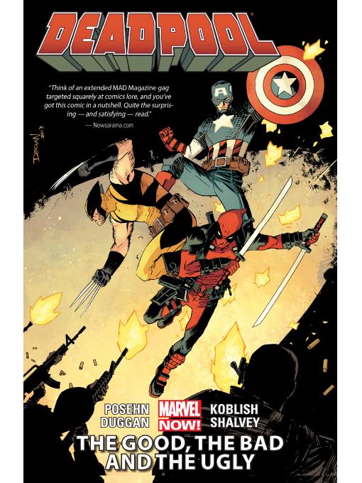 Title details for Deadpool (2013), Volume 3 by Brian Posehn - Wait list