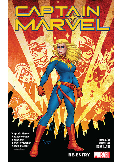 Title details for Captain Marvel (2019), Volume 1 by Kelly Thompson - Available