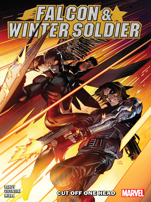 Title details for Falcon & Winter Soldier: Cut Off One Head by Derek Landy - Available