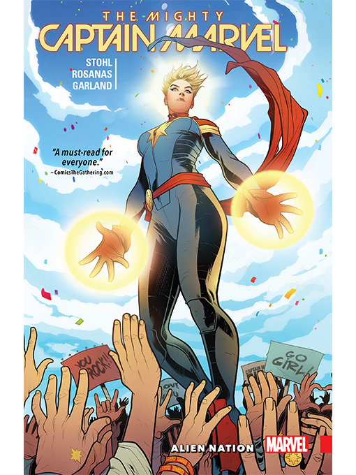 Title details for The Mighty Captain Marvel (2016), Volume 1 by Margaret Stohl - Available