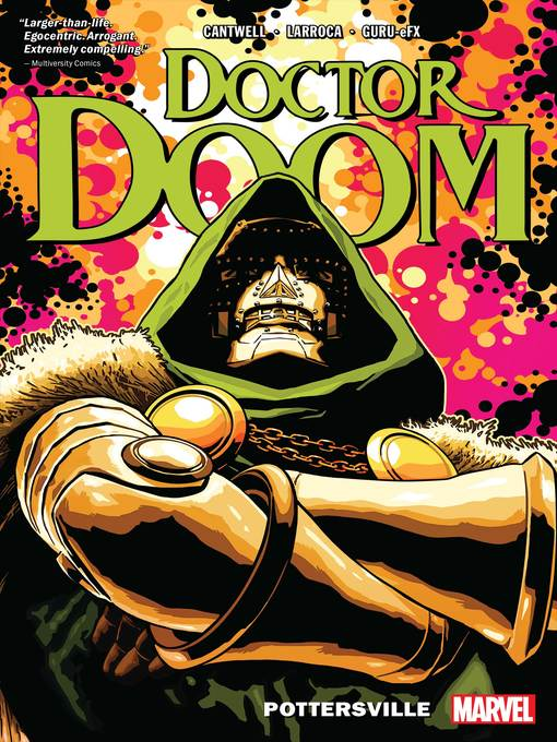 Title details for Doctor Doom (2019), Volume 1 by Christopher Cantwell - Available