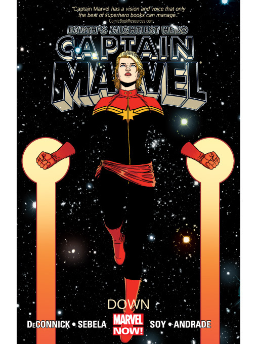 Title details for Captain Marvel (2012), Volume 2 by Kelly Sue DeConnick - Available