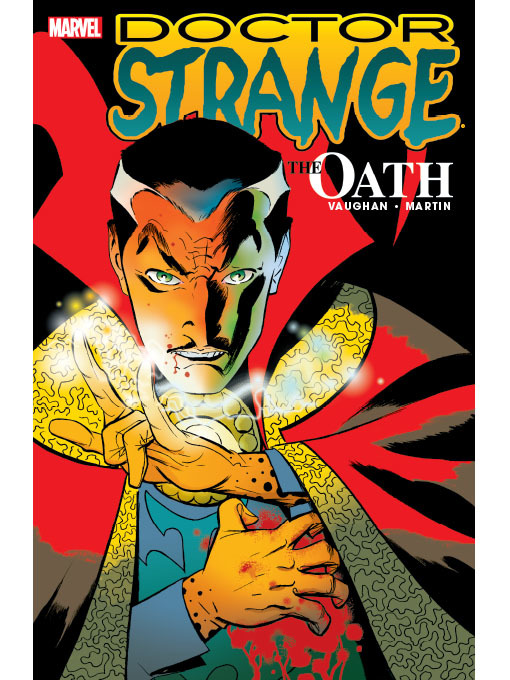Title details for Doctor Strange: The Oath by Brian K. Vaughan - Available