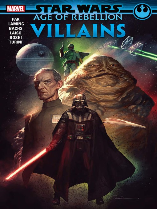 Title details for Star Wars: Age of Rebellion - Villains by Greg Pak - Available