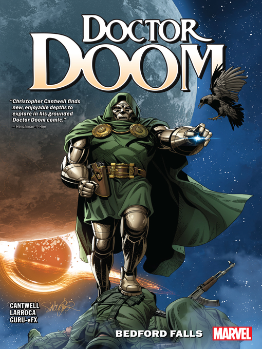 Title details for Doctor Doom (2019), Volume 2 by Christopher Cantwell - Available