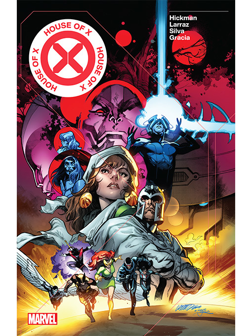 Title details for House of X/Powers of X by Jonathan Hickman - Available