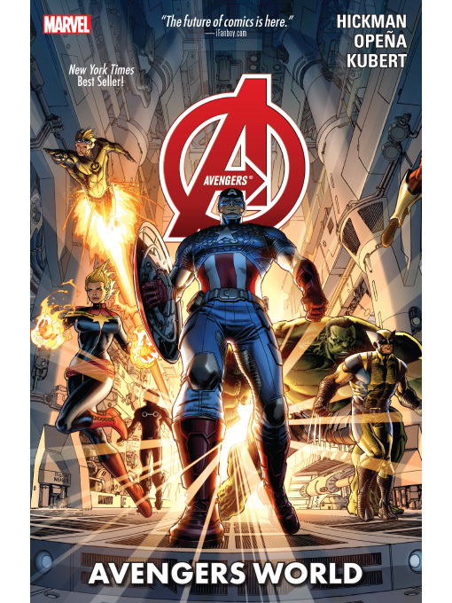 Title details for Avengers (2012), Volume 1 by Jonathan Hickman - Available