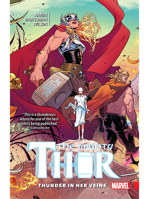 Title details for The Mighty Thor (2015), Volume 1 by Jason Aaron - Available