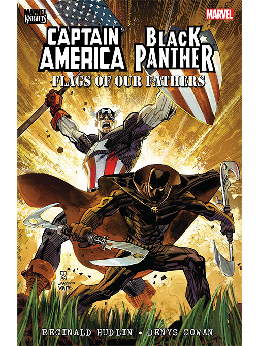 Title details for Captain America/Black Panther: Flags of Our Fathers by Reginald Hudlin - Available