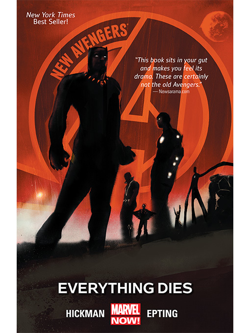 Title details for New Avengers (2013), Volume 1 by Jonathan Hickman - Available