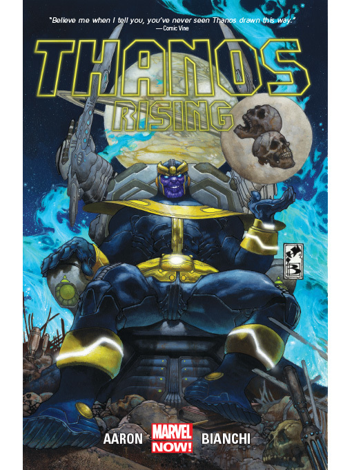 Title details for Thanos Rising by Jason Aaron - Available