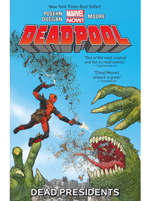 Title details for Deadpool (2013), Volume 1 by Brian Posehn - Available