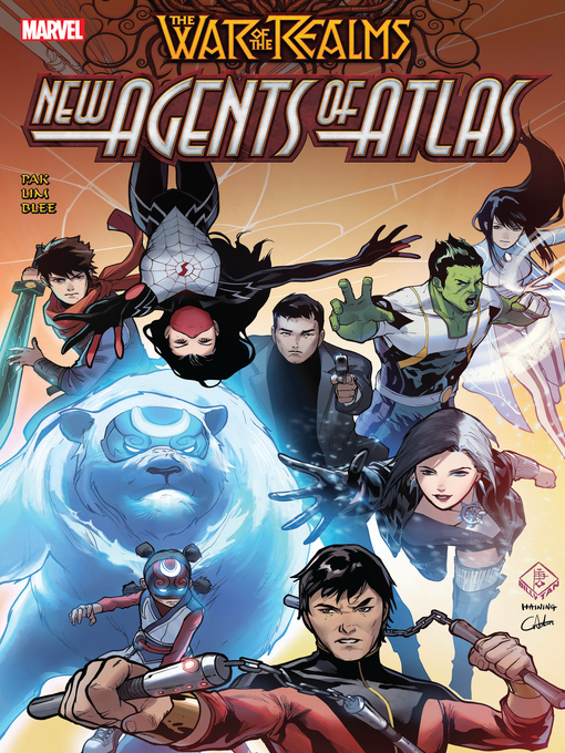 Title details for War of the Realms: New Agents of Atlas by Greg Pak - Available