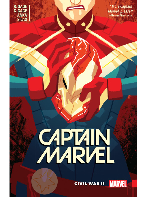 Title details for Captain Marvel (2016), Volume 2 by Ruth Gage - Available