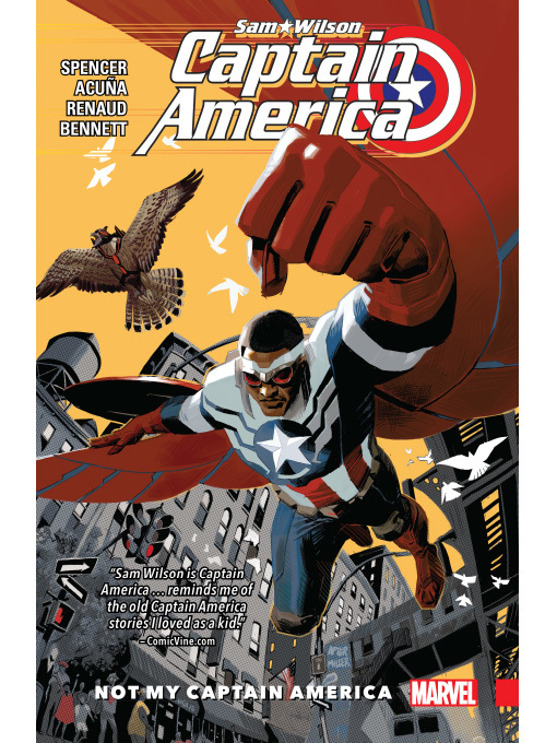 Title details for Captain America: Sam Wilson (2015), Volume 1 by Nick Spencer - Available