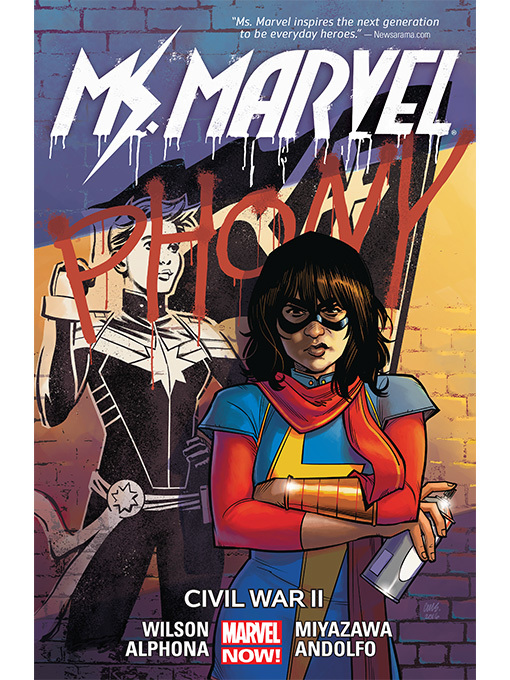 Title details for Ms. Marvel (2014), Volume 6 by G. Willow Wilson - Available