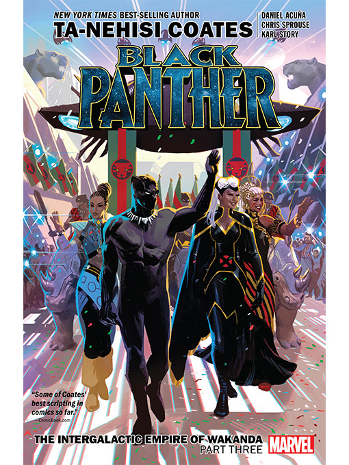 Title details for Black Panther (2019), Volume 3 by Ta-Nehisi Coates - Available