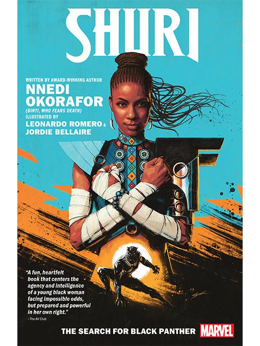 Title details for Shuri (2018), Volume 1 by Nnedi Okorafor - Available