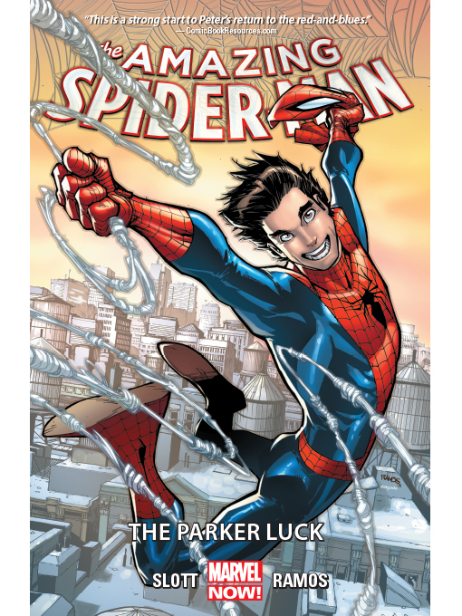 תמונת כריכה של The Amazing Spider-Man (2014), Volume 1