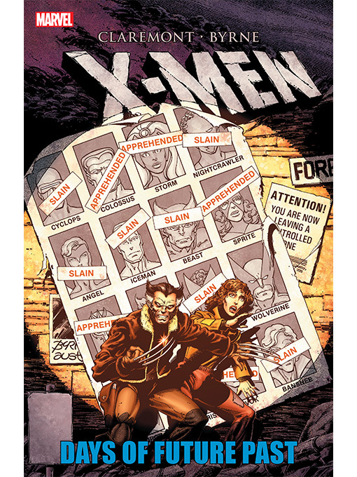 Title details for X-Men: Days of Future Past by Chris Claremont - Available