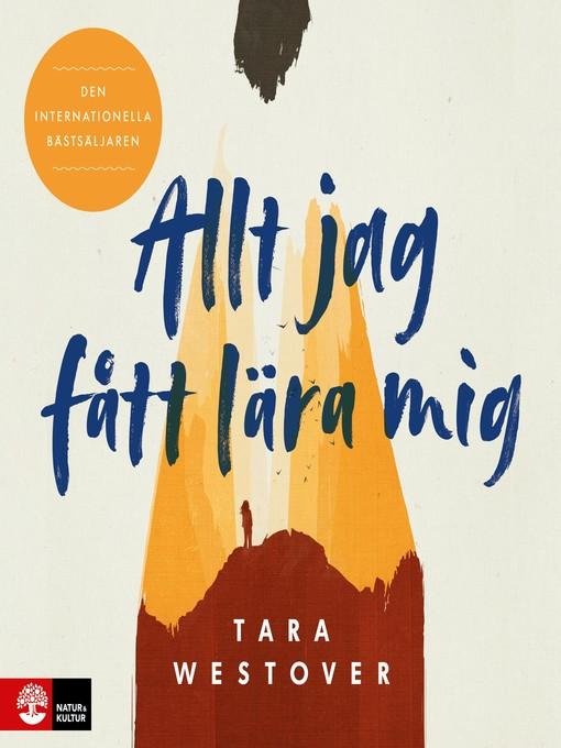 Title details for Allt jag fått lära mig by Katarina Cohen - Available