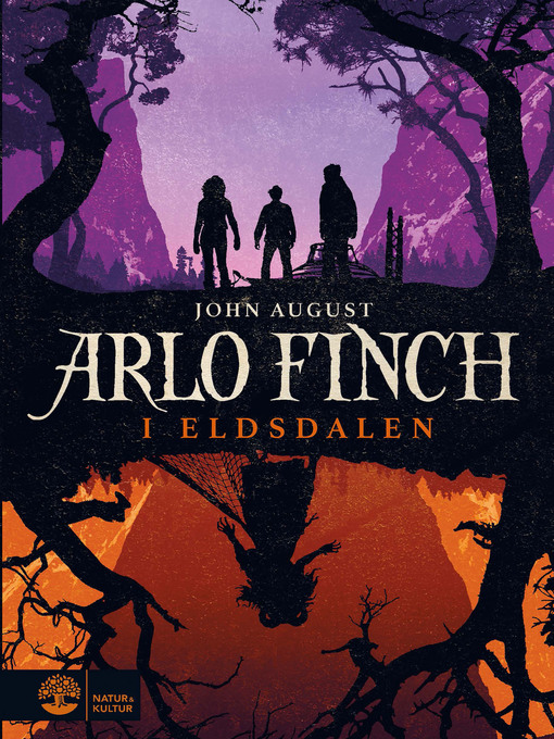 Title details for Arlo Finch i Eldsdalen by John August - Available
