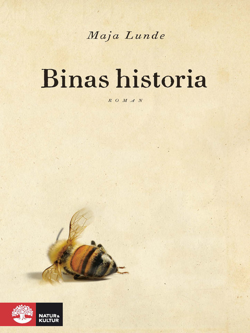 Title details for Binas historia by Maja Lunde - Available