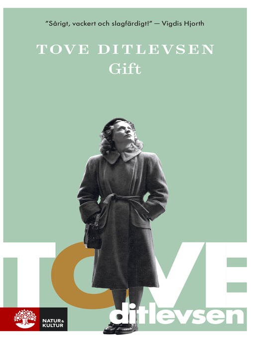 Title details for Gift by Tove Ditlevsen - Available