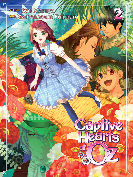 Title details for Captive Hearts of Oz, Volume 2 by Ryo Maruya - Available