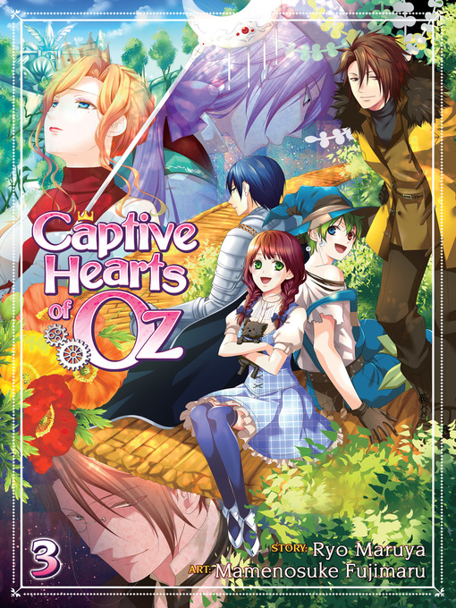 Title details for Captive Hearts of Oz, Volume 3 by Ryo Maruya - Available