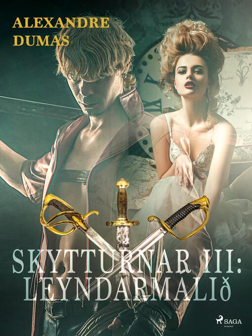 Title details for Skytturnar III by Alexandre Dumas - Available