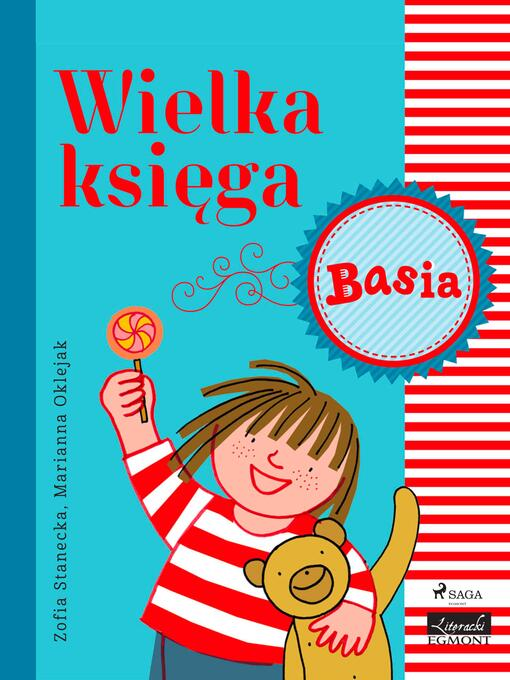 Title details for Wielka księga--Basia by Zofia Stanecka - Available