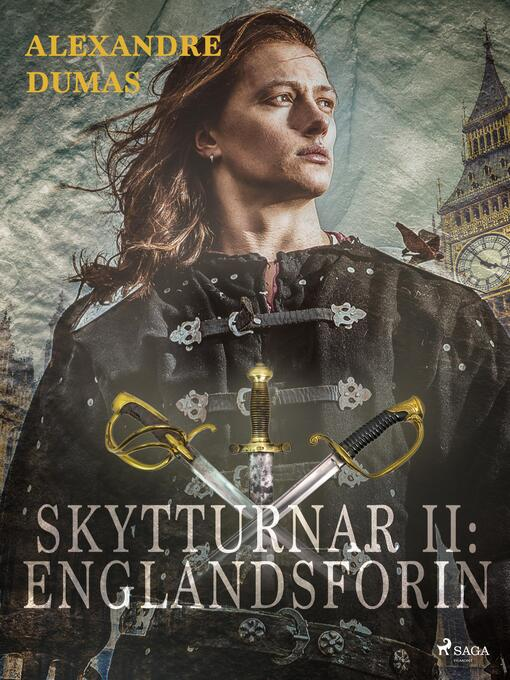 Title details for Skytturnar II by Alexandre Dumas - Available