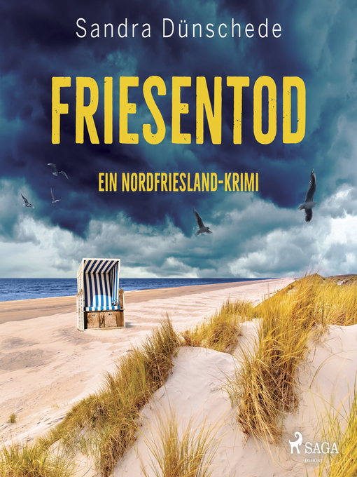 Title details for Friesentod by Sandra Dünschede - Available