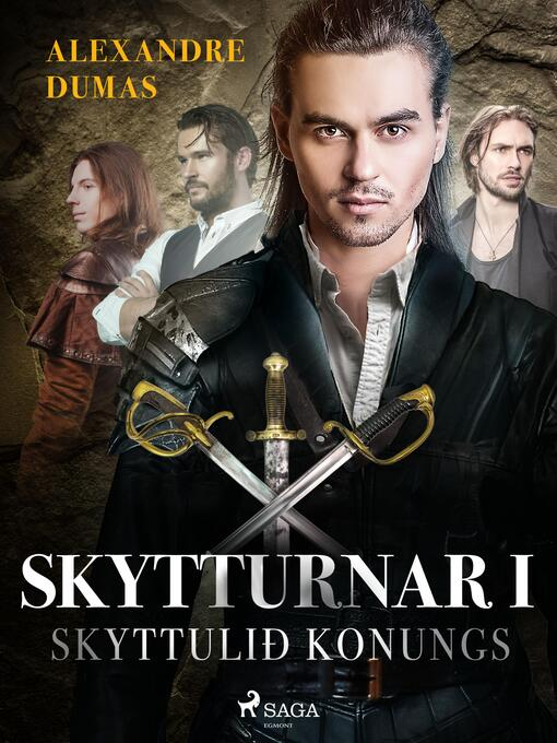 Title details for Skytturnar I by Alexandre Dumas - Available