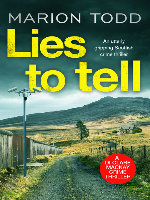 Title details for Lies to Tell by Marion Todd - Wait list