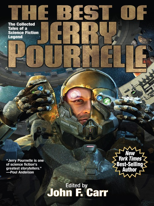 Title details for The Best of Jerry Pournelle by John F. Carr - Available