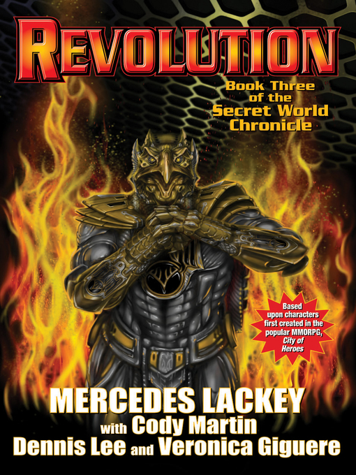 Title details for Revolution by Mercedes Lackey - Available