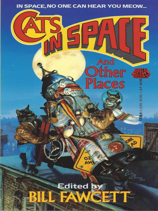 Title details for Cats in Space and Other Places by Bill Fawcett - Available