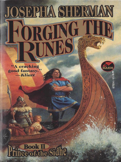Title details for Forging the Runes by Josepha Sherman - Available