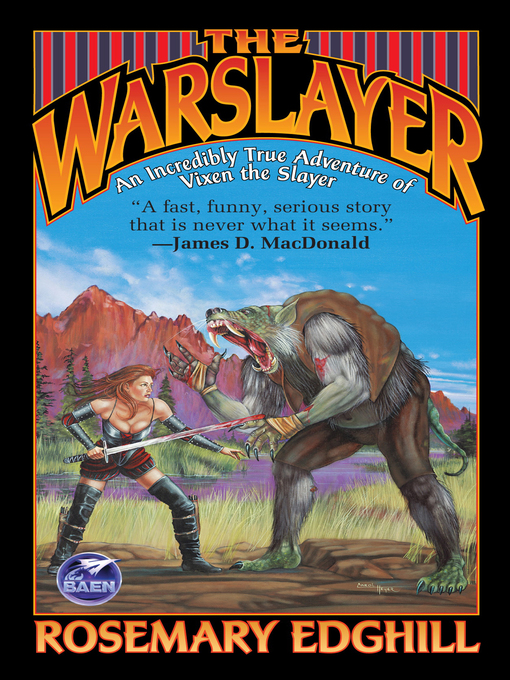 Title details for The Warslayer by Rosemary Edghill - Available