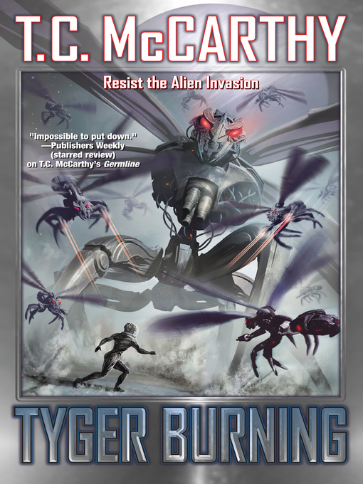 Title details for Tyger Burning by T. C. McCarthy - Available